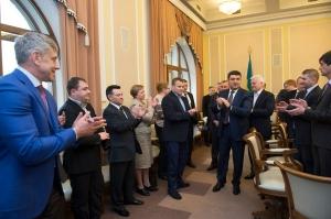 владимир гройсман, премьер-министр украины, политика, кабмин, общество, фото, видео, украина
