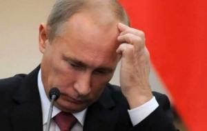Звонков из Киева с поздравлениями Путину не было, - Песков - Цензор.НЕТ 7233