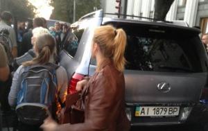 Ляшко, обыск машины Мосийчука, Порошенко, Янукович