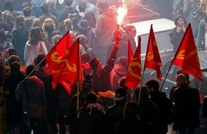новости, франция, политика, трудовое законодательство, общество, беспорядки, протесты, полиция, париж, лион