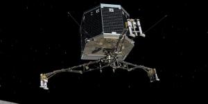 Philae, температура, комета Чурюмова- Герасименко