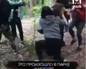 происшествия, драка, школьницы, дети, видео, жестокость, девочки, избиение, побои, москва, новости россии
