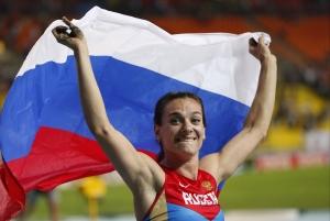 Елена Исинбаева, происшествия, спорт, IAAF