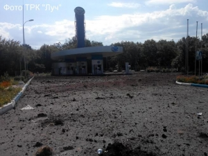 Красный Луч, Луганская область,происшествия, АТО, Донбасс, ЛНР