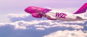 Wizz Air Украина, компания, авиа, выход, документ,перевозки, пассажиры