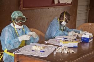 Либерия, Эбола, вакцина, лечение