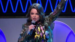 Наташа Королева, певица, Новый год, концерт, цирк, США, Никулин