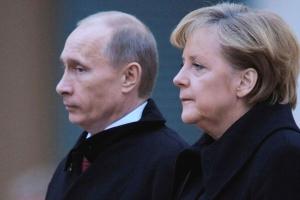 АТО, Украина, Меркель, Путин, Донбасс, переговоры