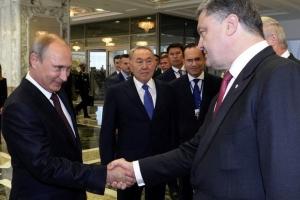 путин, порошенко, турция, переговоры, хроника