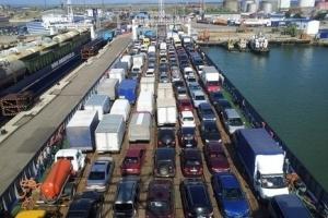 крым, керченская переправа, очереди, грузовые перевозки, мост