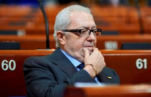 Педро Аргамунт, ПАСЕ, отставка
