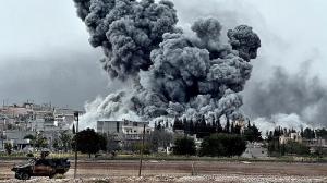 Армия России, Политика, Война в Сирии, Сирийская оппозиция