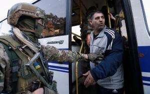 Лысенко, Киев, обмен пленными, АТЦ