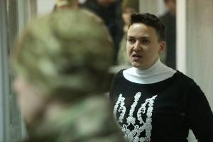 савченко, голодовка, полиграф, детектор лжи, политика