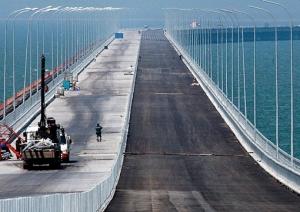 керченский мост, стройка, крым, аннексия, путин, геология, глина, россия, новости украины