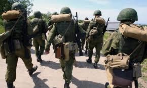 СНБО, Юго-восток Украины, происшествия, мобилизация