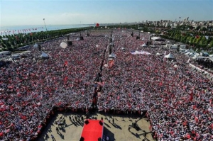 Турция, попытка госпереворота, протесты, политика, общество, Стамбул