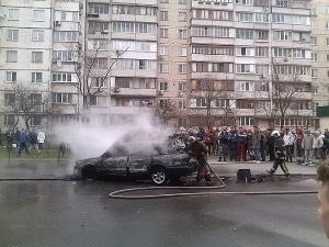 киев, украина, происшествия, пожар