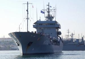 НАТО, учения, Одесса, море, корабли