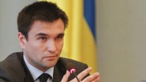 МИД Украины, Климкин, Минские договоренности