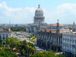 Куба, Рауль Кастро, Фидель Кастро, США, авиаперелет, Гавана