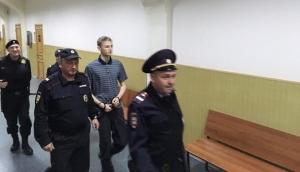 Митинги, Москва, Решение суда, Навальный, Михаил Галяшкин, ОМОН