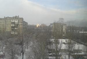 донецк, киевский район, днр, происшествия, обстрелы, восток украины, донбасс