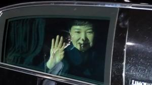 южная корея, импичмент, отставка, коррупция, президент, прокуратура, обвинение, взяточничество