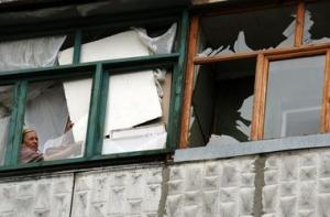 Луганск, погибшие, АТО, раненные, мирные жители
