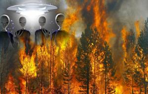 Нибиру, аннунаки, аномалия, пожар, происшествия, вторжение, Амазония, Канарские острова, Сибирь