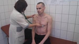 новости, Россия, Украина, Сенцов, прекратил голодовку, голодовка, какой день голодает, состояние здоровья