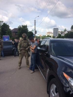 СБУ, Криминал, Оружие, взрывчатка, Национальная полиция, Житомирская область