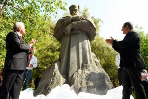 памятник, Тарас Шевченко, Арменя, Кобзарь, Украина, МИД, новости, литература