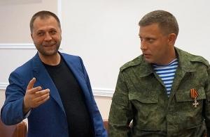 Бородай, Захарченко, ДНР, политика, Минские переговоры