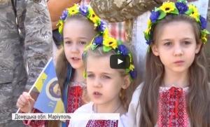 украина, день независимости, ужгород, мариуполь, общество