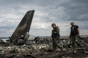 Юго-Восток Украины, АТО, Ил-76
