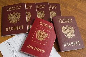 боевики, днр, паспорта, война на донбассе, террористы, россия