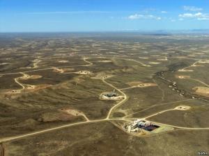 сша, парниковые газы, метан, нефтегазовые скважины