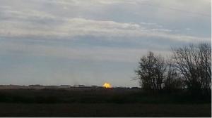 канада, происшествие, взрыв, газ