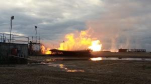 """взрыв, происшествия,""""Газпром"""", газовые месторождения"""