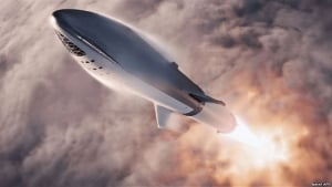 новости, США, космос, Илон Маск, SpaceX, фото, космический корабль Starship, полеты на Марс
