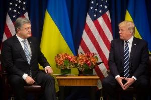 Украина, Трамп, Порошенко, США, переговоры, встреча 21 сентября, политика, общество, сотрудничество, партнерство, видео