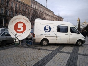 юго-восток украины, ситуация в украине, 5 канал
