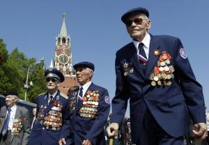 Парад Победы, 9 мая, Москва, ветераны, общество, новости, Россия