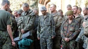 днр, ато, военнопленные, всу, армия украины, донбасс, восток украины