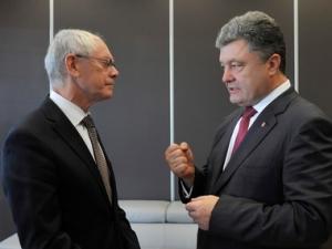 петр порошенко, юго-восток украины, новости донбасса, новости украины, герман ван ромпей, евросоюз