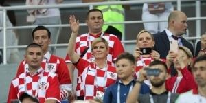 Хорватия, Дания, президент, Колинда Грабар-Китарович, фото, поступок