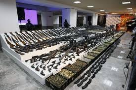 склад, Министерство обороны, Украина, Нацгвардия, оружие