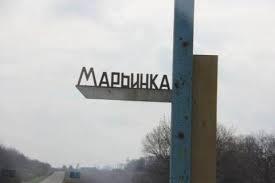 """кпп """"марьинка"""", обстрелы, боевики, террористы """"днр"""", происшествия, Украина"""
