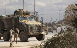 эрдоган, война в сирии, турция, россия, идлиб, асад, армия россии, техника, потери